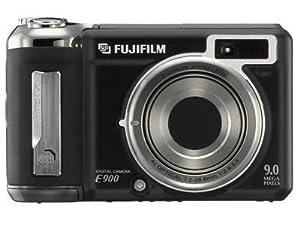 Fujifilm Finepix E900 9MP Digital Camera with 4x Optical Zoom (Black)