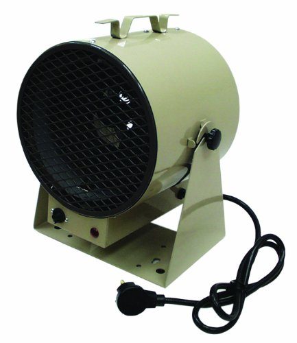 TPI Corporation HF684TC Fan Forced Portable Heater, 4000/3000W, 240/208V