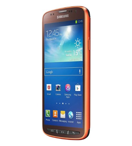 NEW Samsung Galaxy S4 Active Orange Flare 16gb I9295 4g LTE ★ Factory Unlocked Best Gift Fast Shipping Ship All the World