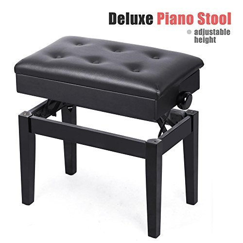 tinkertonk-height-adjustable-deluxe-piano-stool-benchwith-under-seat-storage-unit-black