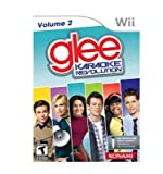 Karaoke Revolution - Glee Vol-2 with Mic (Wii)