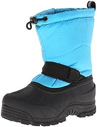 Northside Frosty Winter Boot (Toddler/Little Kid/Big Kid),Turquoise,4 M US Big Kid