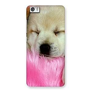 Sleeping Puppy Back Case Cover for Xiaomi Redmi Mi5