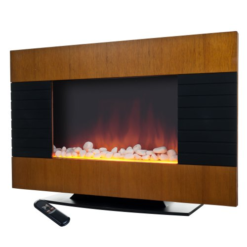 Northwest Merlin Electric 2-In-1 Fireplace Heater