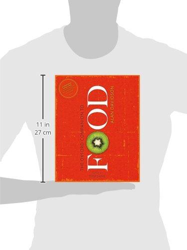 The Oxford Companion to Food 3ED (División Academic)