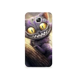 TAZindia Designer Printed Hard Back Case Cover For Samsung Galaxy E7
