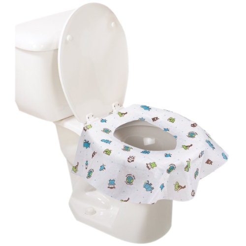 Summer Infant 45 Piece Keep Me Clean Disposable Potty Protectors front-536320