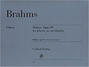 Waltzes Op 39 - Piano - Hn 67 from G. Henle Verlag