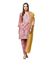 Yepme Anaya Semi Stitched Pakistani Suit - Pink -- YPMRTS0294_Free Size