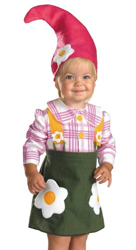 Disguise Inc - Flower Garden Gnome Infant / Toddler Costume