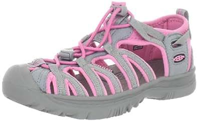 Keen Mädchen Sandale Whisper 34 Neutral Gray-Sachet Pink