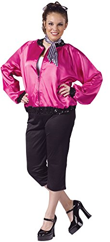 T-Bird Sweetie Costume - Pink Ladies Size:Plus 16-20