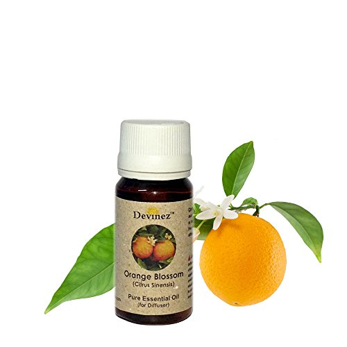 Devinez Orange Blossom, Spring (Aqua Fresh) Essential Oil For Electric Diffusers/ Tealight Diffusers/ Reed Diffusers...