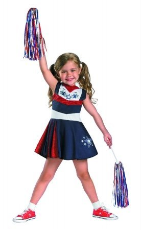 Costumes For All Occasions Dg25969M Superstar Spirit Toddler 3T-4T