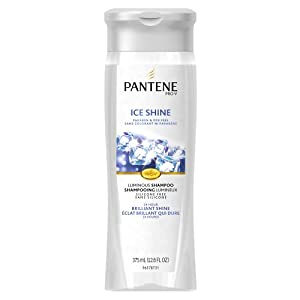 Pantene Ice Shine Silicone Free Shampoo 12.6 Fl Oz (packaging may vary)