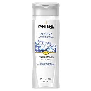 Pantene Ice Shine Silicone Free Shampoo 12.6 Fl Oz (packaging may vary)