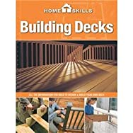 Deck Building DIY Reference Book-HOMESKILLS DECK BOOK