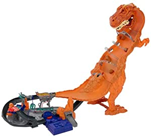 hot wheels t rex takedown instructions