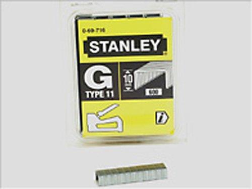 Stanley TRA706-5C 5000-Qty 3 8-Inch Leg 3 8-Inch Crown 050-Inchx 022-Inch Gauge Heavy Duty StapleB0001IWUUO