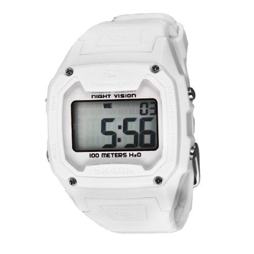 Freestyle Men's FS84847 Killer Shark Digital White Polyurethane Watch