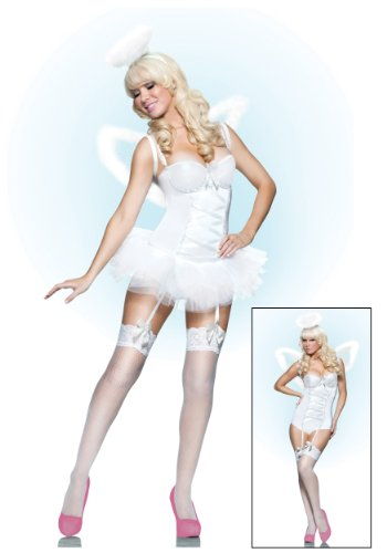 Seven Til Midnight Angel Baby Costume