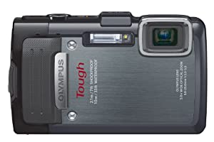 Olympus TG-835 Tough Camera - Black (16MP 5x Optical Zoom) 3 inch LCD