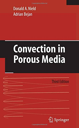Convection in Porous Media (Convection Heat Transfer Bejan compare prices)