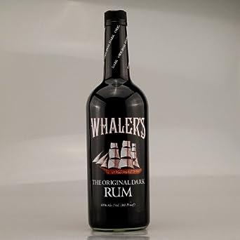 Whalers Rum Original Dark 1L