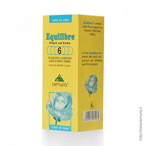 Lemuria Equilibre 6 Gocce 30ml
