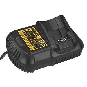 DEWALT DCB101 12-Volt MAX and 20-Volt MAX Li-Ion Battery Charger