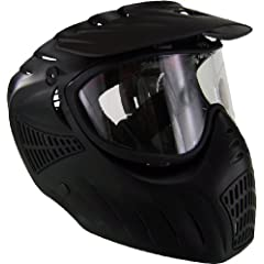 Click here to buy Empire Paintball X-Ray Single Lens Goggle, Black by Empire Paintball.