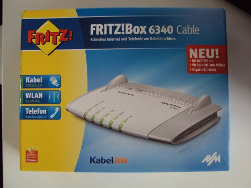 AVM FritzBox 6340 Cable