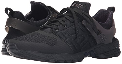 ASICS GT DS Retro Running Shoe, Black/Black, 11.5 M US