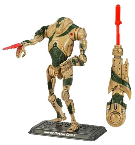 Star Wars - The Saga Collection - Basic Figure - Super Battle Droid