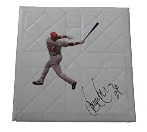 Gary Matthews Jr. Signed Autographed Custom Los Angeles Angels of Anaheim Photo Full... by Southwestconnection-Memorabilia