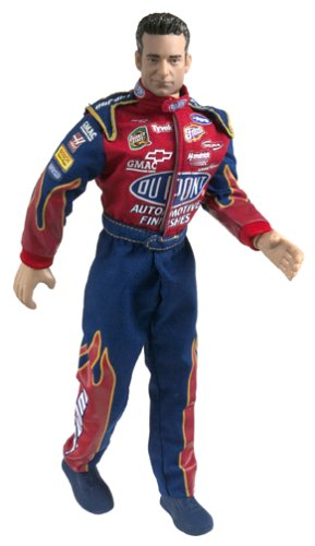 Buy Low Price Jakks Pacific NASCAR Jeff Gordon 12″ Action Figure Doll (B0000A92LD)