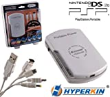DDR Game Portable Power Multi Battery Pack for Nintendo DS Lite, Nintendo DS, Sony PSP