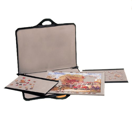 Cheap Jigthings JIGSORT 500 Jigsaw Puzzle Case, Store, Holder, Kaddy (B001IBK438)