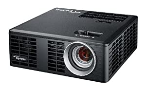 Optoma ML550 WXGA 500 Lumen 3D Ready Portable DLP LED Projector with HDMI