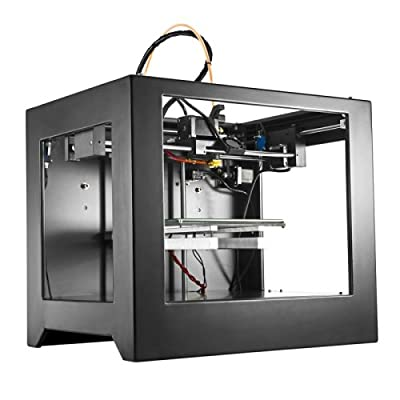 DIYLooks 3D Printer Desktop Printer High Precision Metal Frame Three-Dimensional Physical Printer