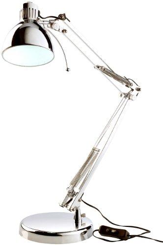 Lunartec Tischlampe im Retro-Design,