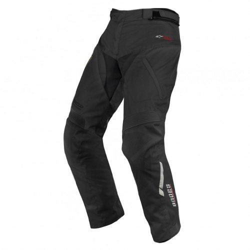 Alpinestars Andes Drystar Waterproof Textile Pants 2013 Black L/Large
