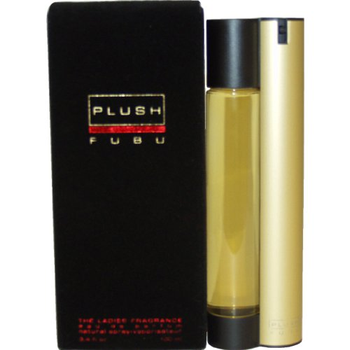 Most recent deals on     FUBU  perfume today: Plush by Fubu for Women – 3.4 Ounce EDP Spray