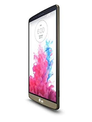 LG G3 D855 (Black Gold, 32 GB)