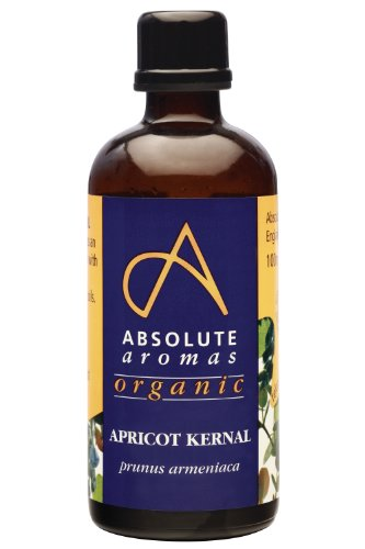 Absolute Aromas Organic Apricot Kernel Carrier Oil