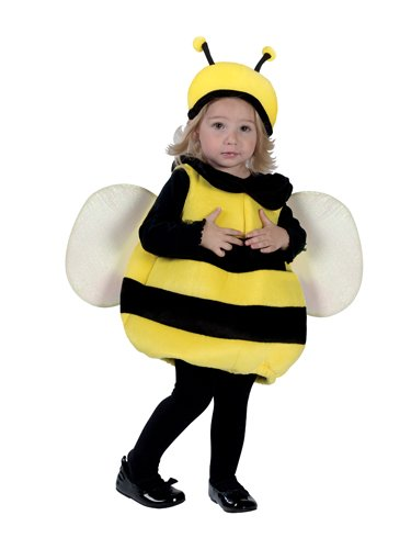 Bumble-Bee-Toddler-Halloween-Costume-size-24-Months-12-24m