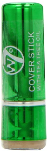 W7 Concealer Stick With Tea Tree Oil - Light/Medium