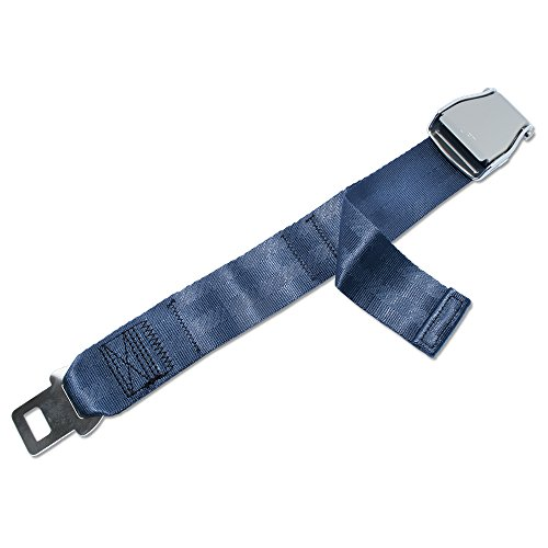 United Airlines Seat Belt Extension - FAA Compliant (United Airline Seatbelt Extender compare prices)
