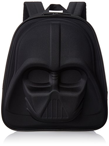 Darth Vader 3D Molded Nylon Backpack