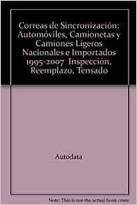 Correas de Sincronización: Automóviles, Camionetas y Camiones